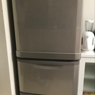MITSUBISHI 冷蔵庫 2007年製
