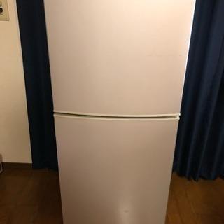 冷凍冷蔵庫2ドア中古