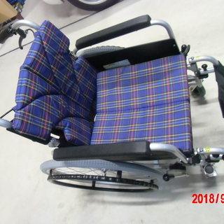 カワムラサイクル自走介助兼用車椅子 15000円 KA822B