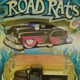 1/64 jada toys ROAD RATS '53 CHE...