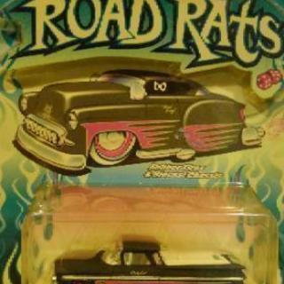 1/64 jada toys ROAD RATS '59 CHE...