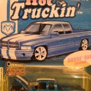 1/64 Revell Hot truckinシリーズ DODG...