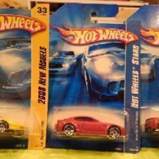 1/64 Hot Wheelsシリーズ 3つセット