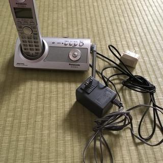 コードレス電話機パナソニック