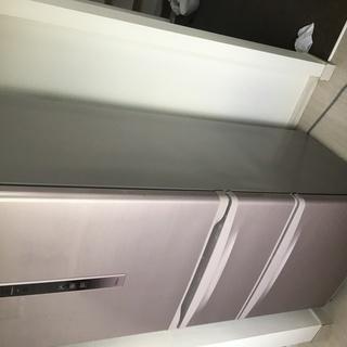 2014年 美品 321L 冷蔵庫 パナソニック NR-C32CM-P