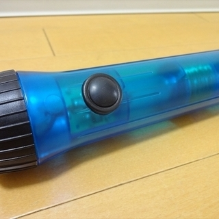 ノーバッテリーライト 青 LOL001 ブルー LOL001-B...