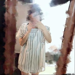 ストライプシャツ