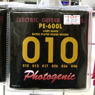 Photogenic フォトジェニック エレキギター用弦 .01...
