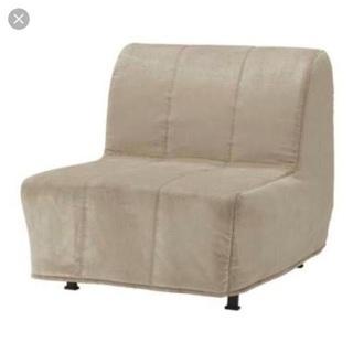 IKEAのソファーベット1人用さしあげます。。無料