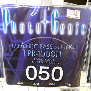 Photogenic フォトジェニック ベース用弦 .050-....