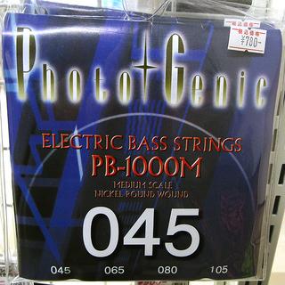 Photogenic フォトジェニック ベース用弦 .045-....
