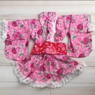 浴衣ドレス ハンドメイド