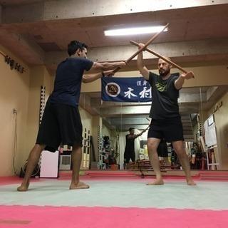 中野の古武術教室 - スポーツ