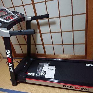 【商談中】電動 ルームランナー BW-SRM16