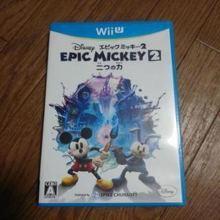 エピックミッキー2 / Wii U