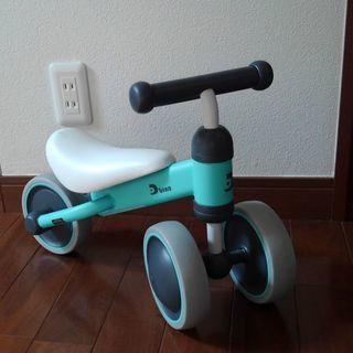 D-bike mini チャレンジバイク ミントブルー