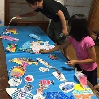 【新クラス誕生!】東貝塚駅徒歩4分☆5さいからの絵画教室【子ども...