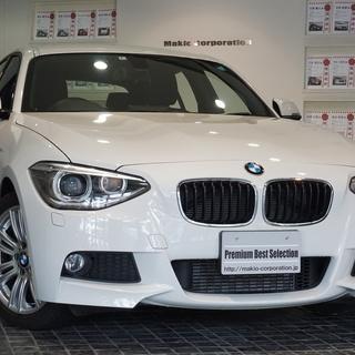 BMW 120i 1オナ/バックカメラ/パーキングサポート...