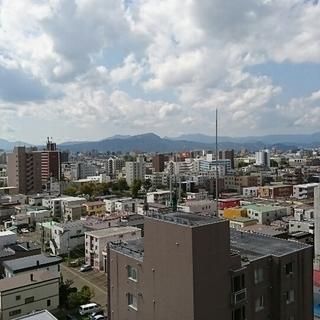 【民泊利用可能賃貸・札幌市白石区】素敵なパノラマビューが魅力・南向...