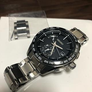 漆黒の文字盤 セイコー ブライツ 167 美品 SEIKO 時計...