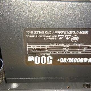 ジャンク AM4 ASRock AB350M pro4 とPCケー...