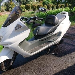 【交渉中】マジェスティ4HC 250CC  除雪機や他バイクとの交換可