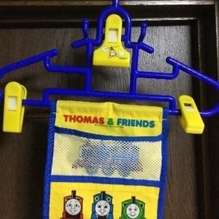 機関車トーマス キッズハンガー