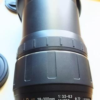 一眼レフカメラレンズ TAMRON AF 28-300mm Ultra Zoom XR F/3.5-6.3    (キヤノン用) - 盛岡市