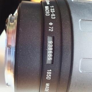 一眼レフカメラレンズ TAMRON AF 28-300mm Ultra Zoom XR F/3.5-6.3    (キヤノン用) − 岩手県