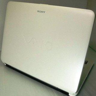 ノートパソコン 9800円  DVDスーパーマルチ SONY VA...