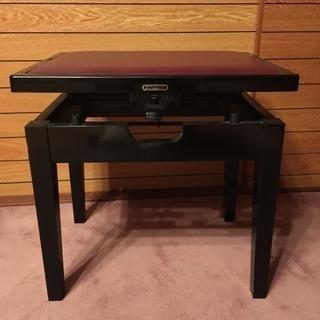 【商談中】ピアノ椅子 ※高さ調整可
