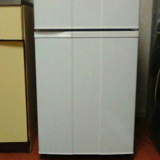 中古 2ドア冷蔵庫