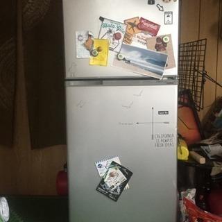 美品 冷蔵庫 110ℓ