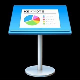 Keynoteでのプレゼン資料作成の方法を教えて下さい!
