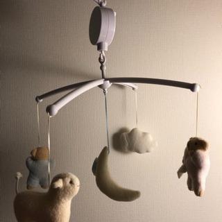 赤ちゃん ベビーモバイル