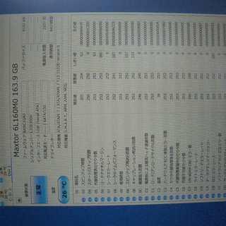 3.5インチ S-ATA ハードディスク ③ 160GB Maxt...