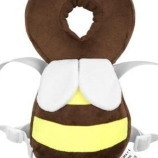 ごっつん防止 やわらかリュック ハチ