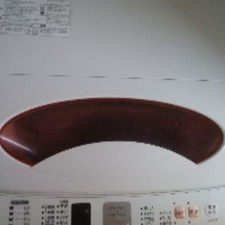 SANYOの洗濯機