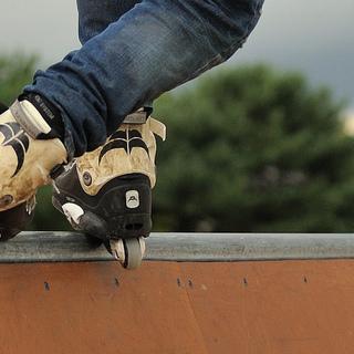 アグレッシブインラインスケーターの方いませんか??