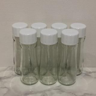 リケン サラダデュオ ドレッシング 空瓶 ホワイト 170ml ...