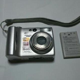 Nikonデジタルカメラ