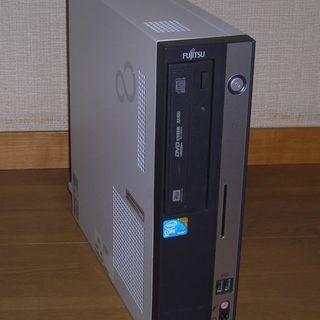 【終了】富士通デスクトップ D1220(E7500/4G/160G)