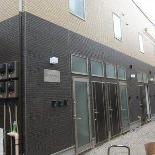 【😍初期費用がお得🎵[1DK]初期費用18.7万円👑】新築メゾネッ...