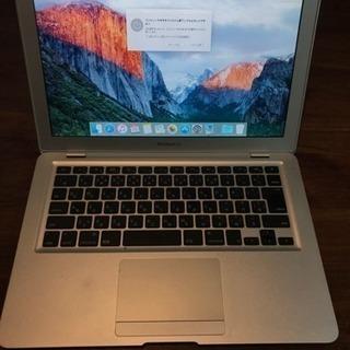 MacBook Air 早い者勝ちで !