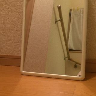 500円 鏡