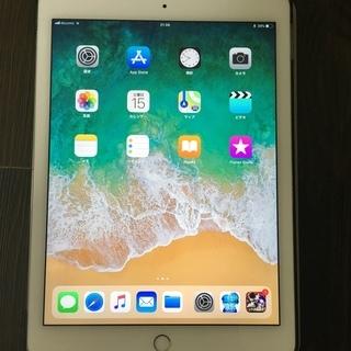 iPad air2 128gb シルバー docomo 液晶保護フ...