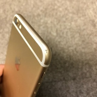 iPhone 6 Plus Gold 64 GB Softbank - 携帯電話/スマホ