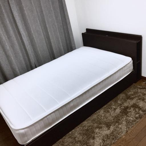 マットレス ニトリ ベッド