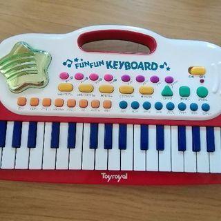 FunFunキーボード 子供用玩具
