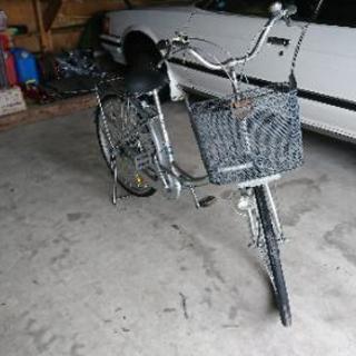 ブリヂストン24インチ自転車 PM43U